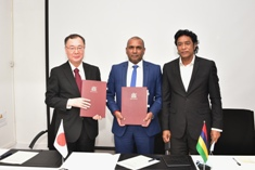 Covid-19: Japan grants 300 million Japanese Yen to Mauritius