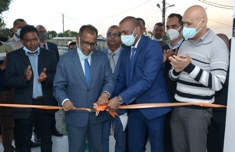 Cooperative sector: Inauguration of La Flora Superette