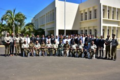 Mauritius Prison Service recruits twenty trainee Prisons officers