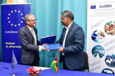 Mauritius-EU: DeSIRA initiative to boost smart agriculture capacity