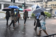 Weather forecast: Heavy rain warning issued for Mauritius