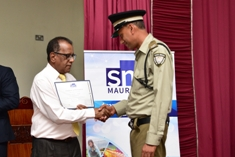 Award of Certificates in context of Social Reinsertion and Inclusion Programme for detainees