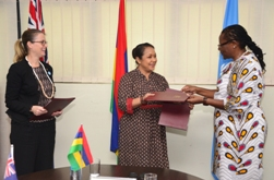 Direct Aid Programme to address gender-related issues