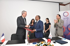 Mauritius receives a loan of 300 million Euros from AFD