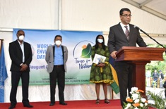 World Environment Day: Launching of activities to protect planet Earth's biodiversity