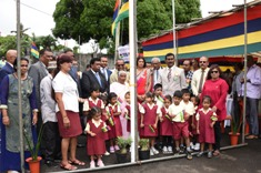 The democratic Welfare State of Mauritius is an example to the world, says President of the Republic