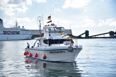 New multi-purpose support vessel to support training and research in the blue economy