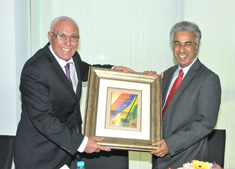 Mauritius receives African Peer Review Mechanism Report