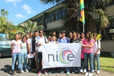 NICE Project 2013 launched in Four Educational Zones