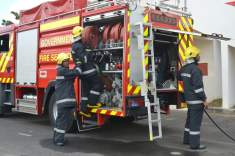 Mauritius Fire and Rescue Service Bill Voted in National Assembly