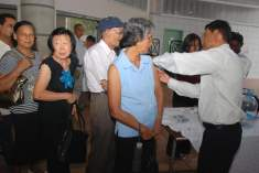 Anti-Influenza Vaccination Campaign 2013 Launched Today