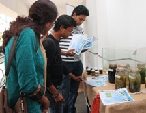 Developing synergies between fishers and researchers to facilitate emergence of seaweed industry