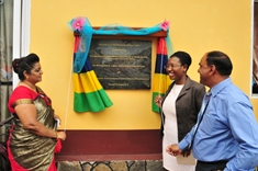 New hall in Le Hochet offers more space for self-development and empowerment activities