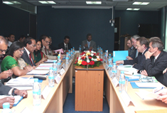 Mauritius-Russia: 4th Political Consultation Mechanism Meeting