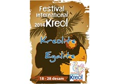 9th edition of the Festival International Kreol 2014 kicks off today