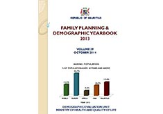 Family Planning and Demographic Yearbook 2013: Highlights
