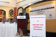 Development of a comprehensive mTobacco Cessation programme for Mauritius