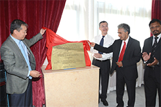 Mauritius-China: New Chinese Consular Services Building Inaugurated