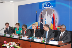 Discussions on Maritime Security in Indian Ocean Region held in Mauritius