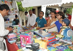Book festival organised to mark World Book and Copyright Day 2015