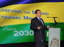 Achieving The Second Economic Miracle And Vision 2030 - Prime Minister presents Economic Mission Statement