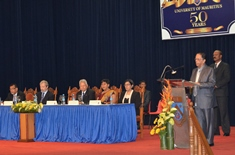 Golden Jubilee: UoM's key contributions to Mauritius' socioeconomic development highlighted by PM