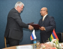 Mauritius and Russia sign agreement on mutual abolition of visa requirements