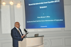 Symposium focuses on Second International Indian Ocean Expedition