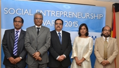 Social Entrepreneurship Award: First Edition launched yesterday in Port Louis