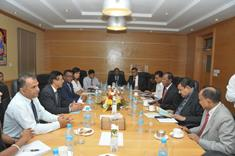 Mauritius-Bangladesh: Identifying avenues of cooperation in the field of port development