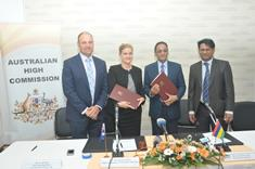 Mauritius and Australia agree to cooperate in Marine Renewable Energy