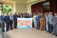 Members of National Assembly discuss the 2030 Agenda for Sustainable Development
