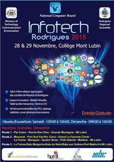 ICT – 4th Infotech Rodrigues opens on 28 November