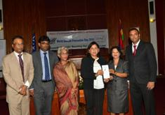 Mauritius marks World Suicide Prevention Day 2015