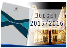 Budget 2015-2016: Promoting the well-being of the population