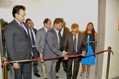 Inauguration of Case Noyale 66/22 kV Substation