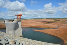 Bagatelle Dam to be completed by June 2017