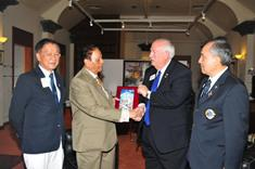 Prime Minister meets President Lions Club International