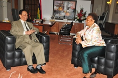 Mauritius and South Africa to deepen collaboration in various economic spheres