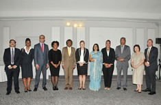 Mauritius hosts First Session of the Commonwealth Climate Finance Access Hub Steering Committee