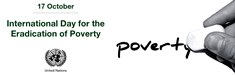 Activities in Mauritius to mark International Day for Poverty Eradication 2016