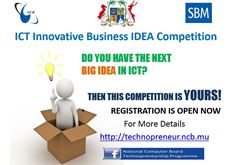 ICT: 1st Edition of ICT Innovative Business Idea Competition launched