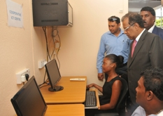 Cooperative IT centre launched by Minister Bholah