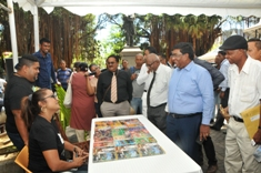 More Foire des Artistes should be organised, says Minister Roopun