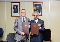 Health Ministry and Royal College of Physicians of Edinburgh formalise collaboration
