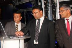 ICT sector to shape a new digital Mauritius, says Minister Sawmynaden