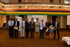 Civil Service: Winners of Public speaking competition rewarded