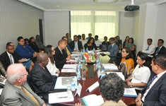 Mauritius-Seychelles Joint Commission explores reinforcement of bilateral ties