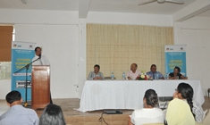 Citizen Support Unit organises workshop with Trade Union