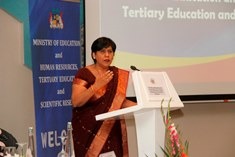 Education Minister appeals for successful implementation of reform in education sector